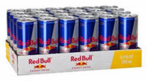 RedBull Energy Drinks 250ml Z Austrii