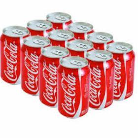 Napoje bezalkoholowe Coca Cola