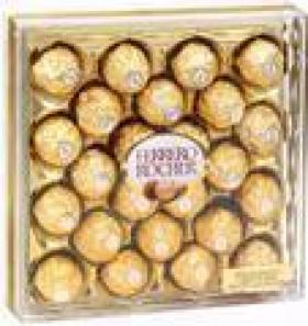 Ferrero Rocher Chocolate, oferta