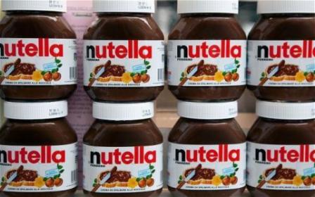 Czekolada Nutella