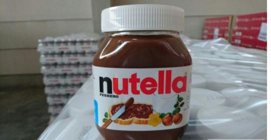 Nutella Chocolate 230g, 350g i 750g