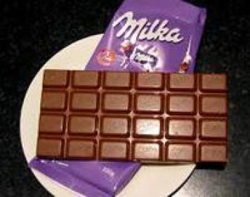 Milka czekolada 100grm