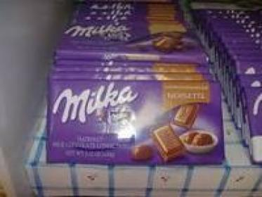 Milka Chocolate 100g