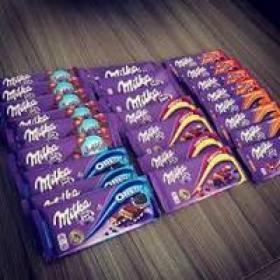 Milka 100g tablet / czekolada
