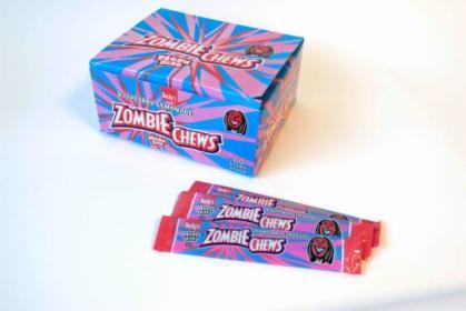 Gumy Zombie i lizaki Big Hand, oferta