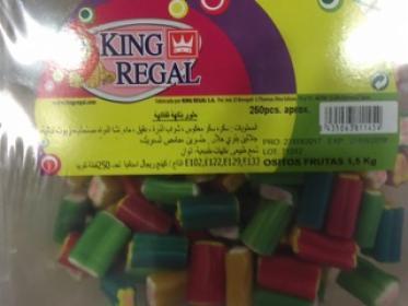 Cukierki King Regal 1,5 kg