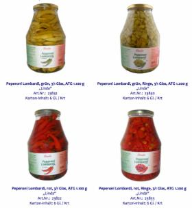Papryczki pepperoni 1l