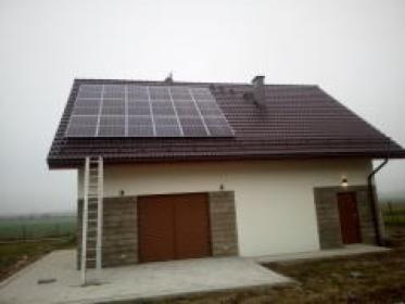 Instalacja fotowoltaiczna o mocy 6 kWp