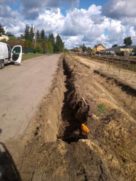 Firma budowlana specjalizująca się w pracach ziemnych, Ostrołęka, oferta