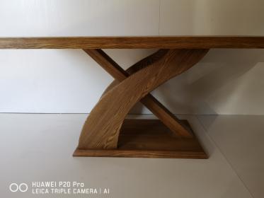 Produkcja Stołów z Litego drewna