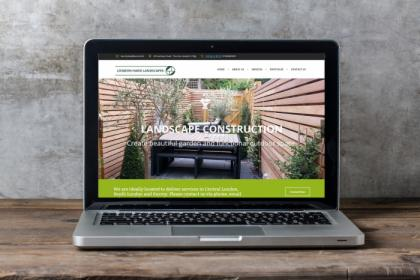 Strona internetowa Premium