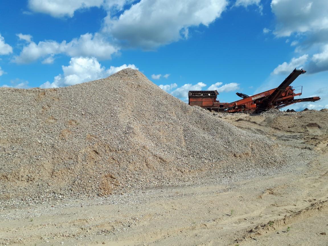 Poważne piasek, żwir, pospółka, kruszywo łamaneMorąg - Oferta nr124426 ON29