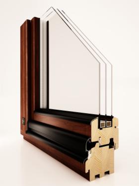 Okna drewniane, okna drewniano-aluminiowe, drzwi drewniane, okiennice,