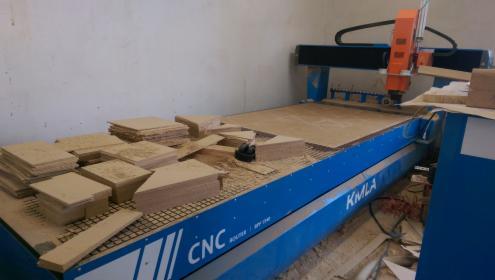 Wykonam frezowanie CNC, oferta