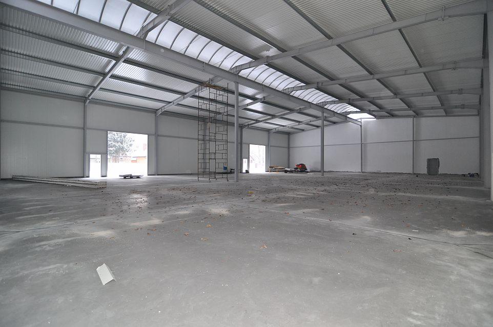 Nowość hala stalowa, hale stalowe, magazyn, biuro, konstrukcja stalowa CB82