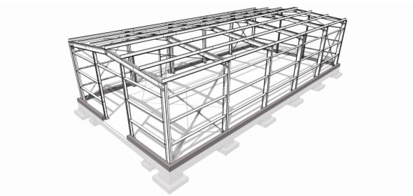 Konstrukcja stalowa, oferta