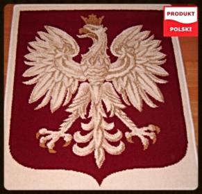 Godło Polski gobelin 80x90 cm., Katowice, oferta
