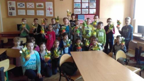 Warsztaty Florystyczne dla dzieci