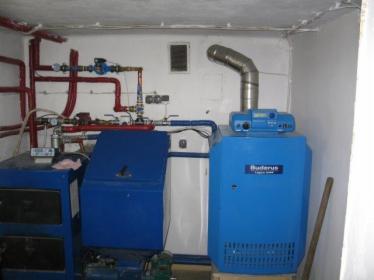 Instalacja kotłów gazowych i na paliwo stałe, oferta