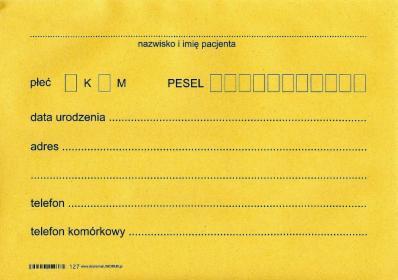 Adresowanie kopert