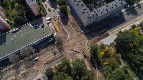 Monitoring postępów prac budowlanych oraz kolejowych, oferta