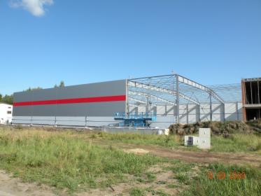 Produkcja i montaż konstrukcji stalowych, oferta