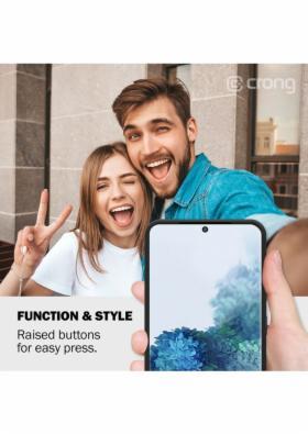 Crong Color Cover - Etui Samsung Galaxy S20 (niebieski), Krosno, oferta