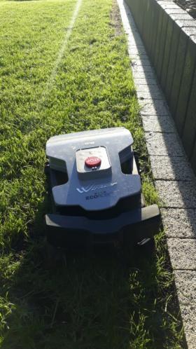 Automatyczny robot koszący