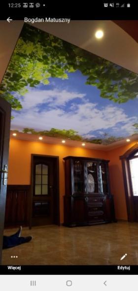 Sufity napinane ,lustrzanki i podświetlane