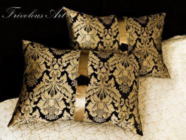 Unikatowe poduszki ręcznie szyte i dekorowane, Jedlicze, oferta