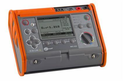 Odbiór instalacji elektrycznej/pomiary instalacji elektrycznej