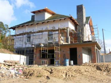 """Budowa domów """"pod klucz"""", oferta"""