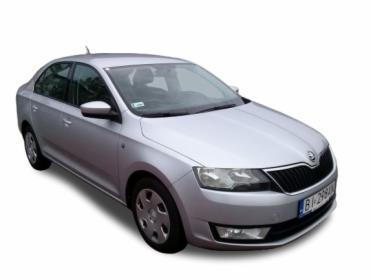 Wynajem aut Skoda Rapid Wypożyczalnia samochodów, Bielsko-Biała, oferta