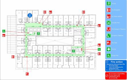 Usługi z zakresu bezpieczeństwa pożarowego i BHP - gaśnice, hydranty, instrukcje, przeglądy..., oferta