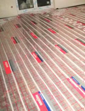 Montaż ogrzewania płaszczyznowego (podłogowego), oferta