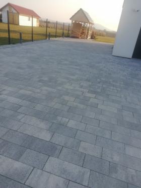 Układanie kostki betonowej, Kąty Wrocławskie, oferta