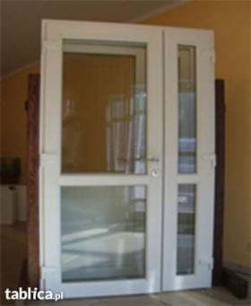 Drzwi PCV nowe i używane, oferta