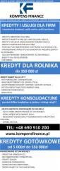 Kredyty Dla FIrm, Kredyty Dla Rolników, Gliwice, 2