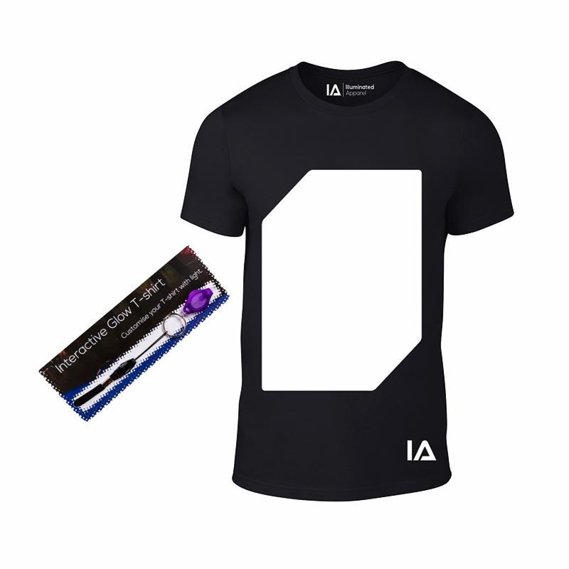 8a63d088ac461b Interaktywne t-shirty / koszulki świecące / 100% bawełna, Kraków ...