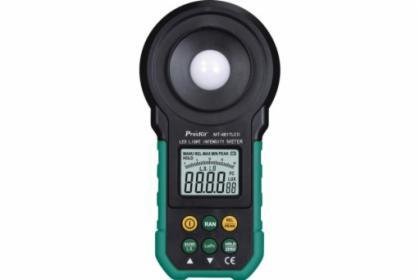 Pomiary natężenia oświetlenia na stanowiskach pracy, oferta