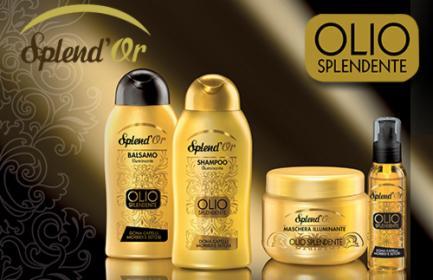 Splend'Or linia włoskich kosmetyków do włosów