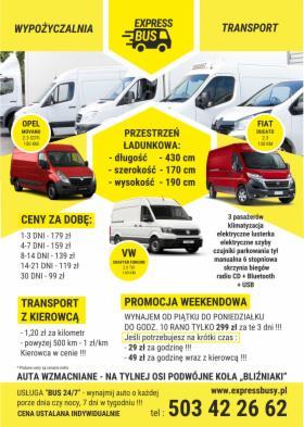 Świeże Usługi Transportu Krajowego do 3,5 tony w Grójcu, 2019 SF71
