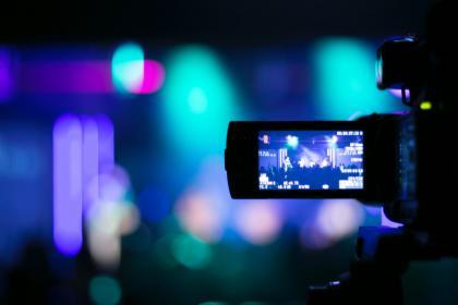 Obsługa filmowa i fotograficzna imprez firmowych. Posiadamy drona, konin, oferta