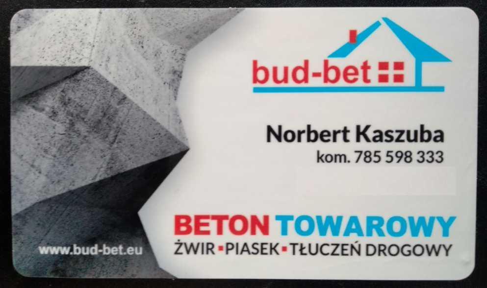 Dodatkowe BETON TOWAROWY B10 B15 B20 B25 B30 ITD BETON NA WASZĄ BUDOWĘ GI24