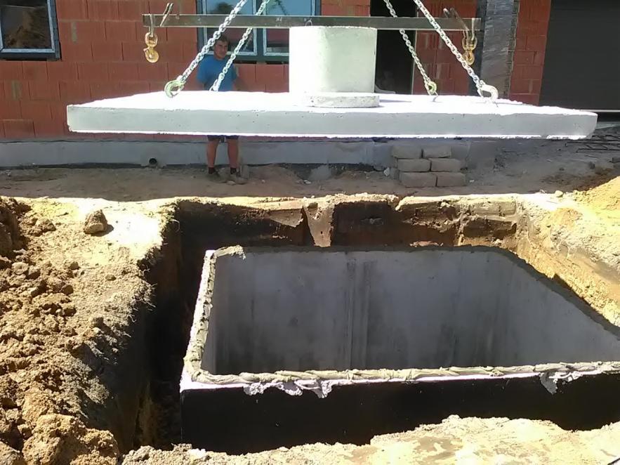 W Ultra Szambo betonowe 12m3, Radom - Oferta nr 136569 - Oferteo.pl YW43