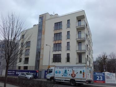 Projekty budynków mieszkaniowych