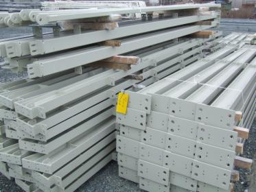 Konstrukcja stalowa o wymiarach 12 m x 20 m (możliwość wydłużenia)