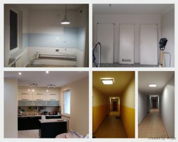 Malowanie mieszkań, domów, lokali uzytkowych itp, Kraków, oferta