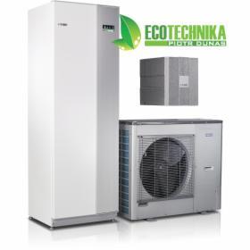 Energooszczędne i wydajne systemy ogrzewania pompami ciepła.