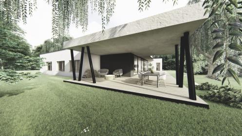 Projekty architektoniczno - budowlane